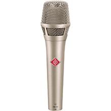 KMS105 Microphone Nickel Silver