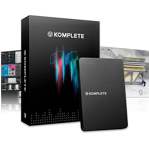 Native Instruments KOMPLETE 11 Upgrade from KOMPLETE SELECT
