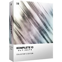 Native Instruments KOMPLETE 13 ULTIMATE Collector's Edition Update