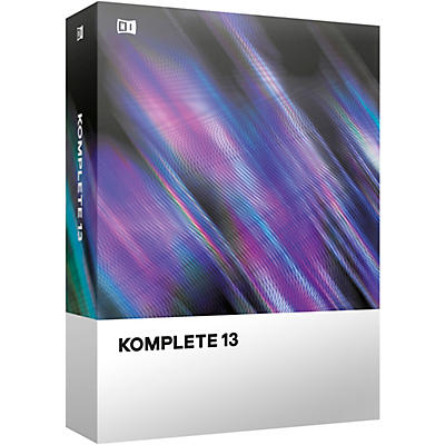 Native Instruments KOMPLETE 13 Upgrade for KSelect
