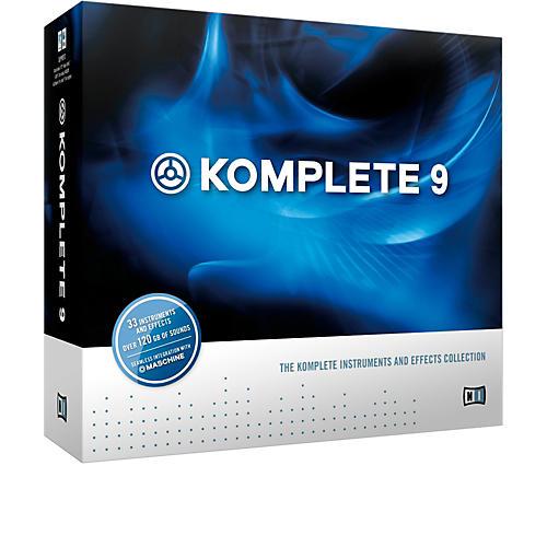 Native Instruments KOMPLETE 9 Update
