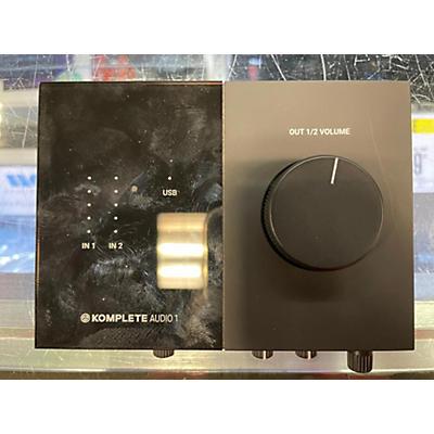Native Instruments KOMPLETE Audio Interface