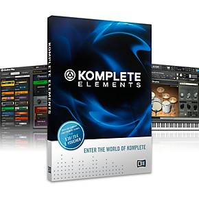 maschine komplete elements