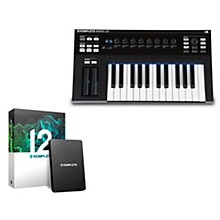 Native Instruments KOMPLETE KONTROL S25 Keyboard Controller with KOMPLETE 12 Full