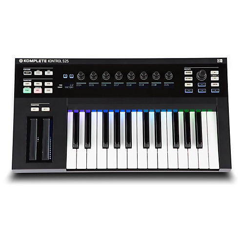 Native Instruments KOMPLETE KONTROL S25 Keyboard Controller