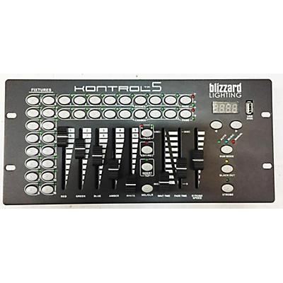 Blizzard KONTROL 5 Lighting Controller
