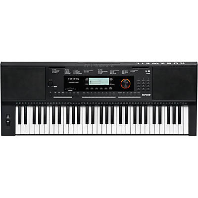 Kurzweil Home KP110 Portable 61-Note Arranger Keyboard