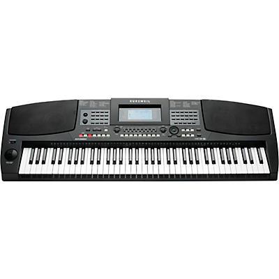 Kurzweil Home KP300X 76-Key Portable Arranger Keyboard
