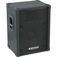 "Open BoxKustom PA KPC15 15"" PA Speaker Cabinet with Horn"