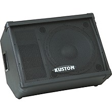"Open BoxKustom PA KPC15M 15"" Monitor Speaker Cabinet with Horn"