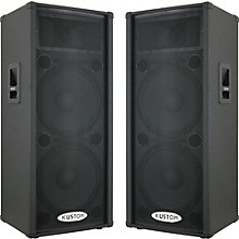 Kustom PA KPC215HP Powered Speaker Pair
