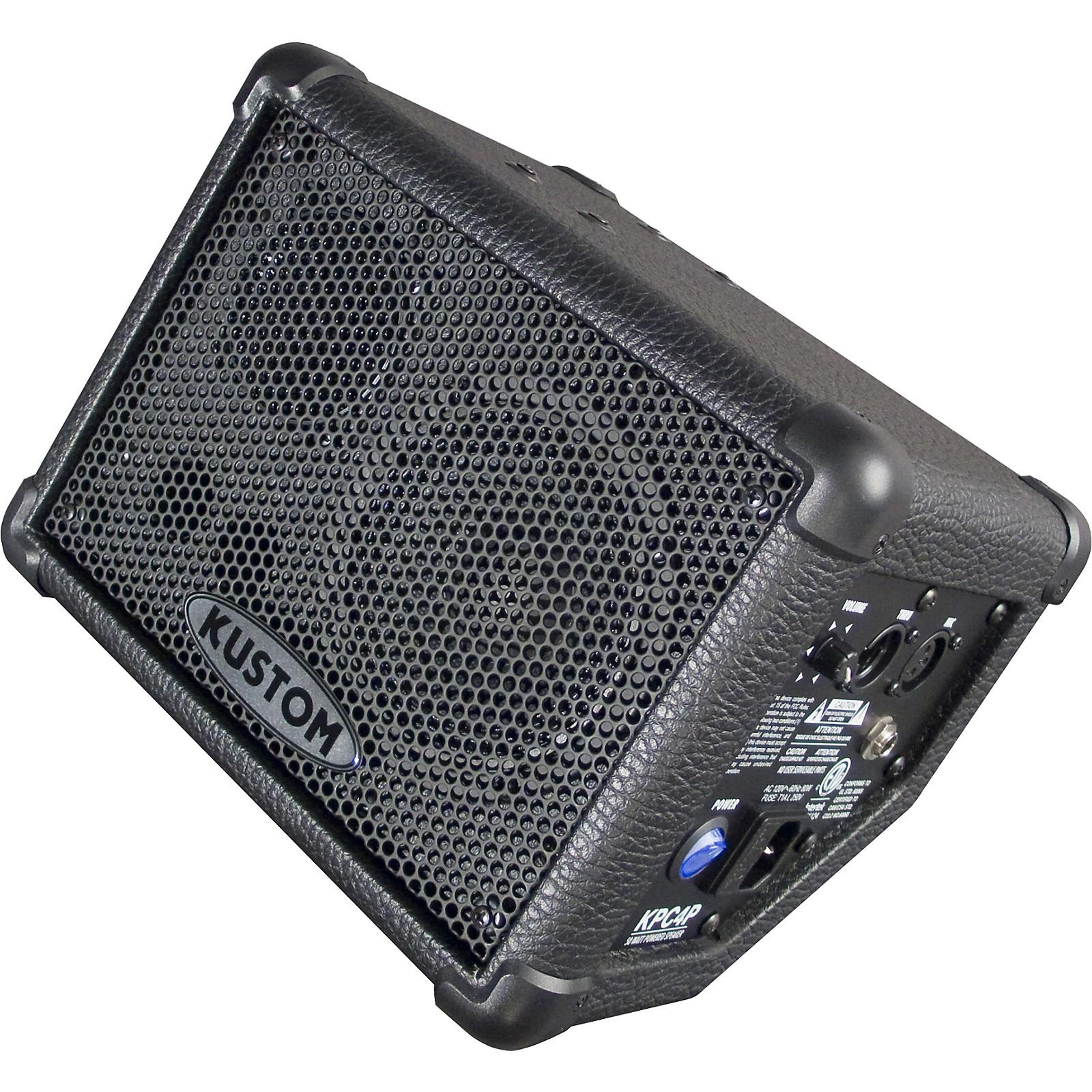 Kustom KPC4P Powered Monitor Speaker