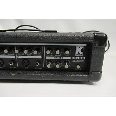 Kustom KPM4060 Solid State Guitar Amp Head