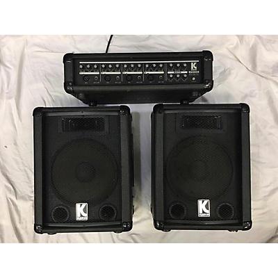 Kustom PA KPM4060 Sound Package