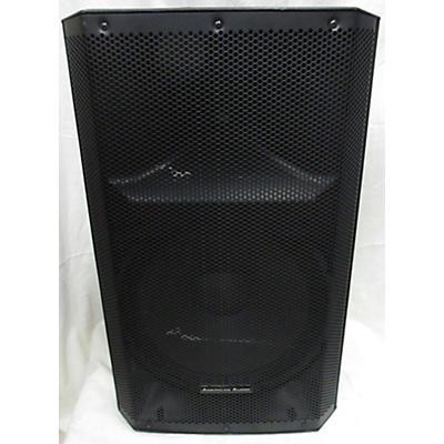 American Audio KPOW15BT II Power Amp