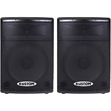 "Kustom PA KPX115P 15"" Powered Speaker Pair"