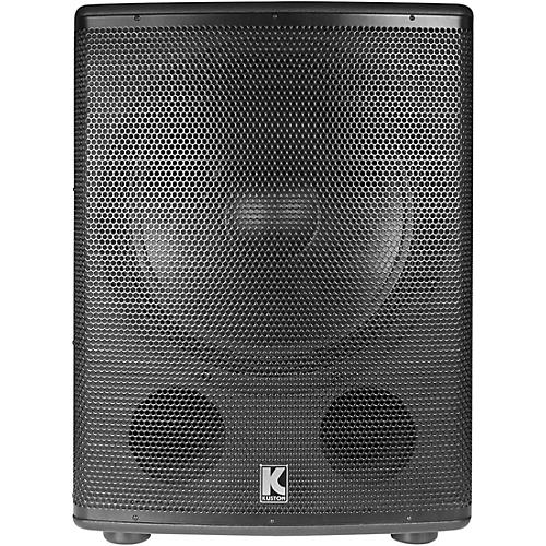Kustom PA KPX18A 18 in. Powered Subwoofer Condition 1 - Mint