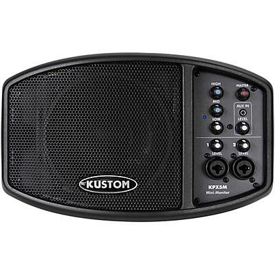 Kustom PA KPX5M 5 in. Powered Mini Monitor