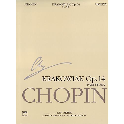 Carl Fischer KRAKOWIAK OP.14 Book
