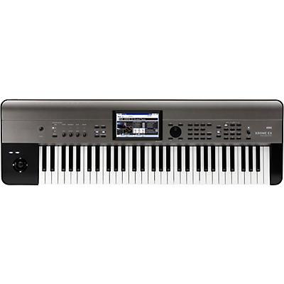 Korg KROME EX 61-Key Music Workstation