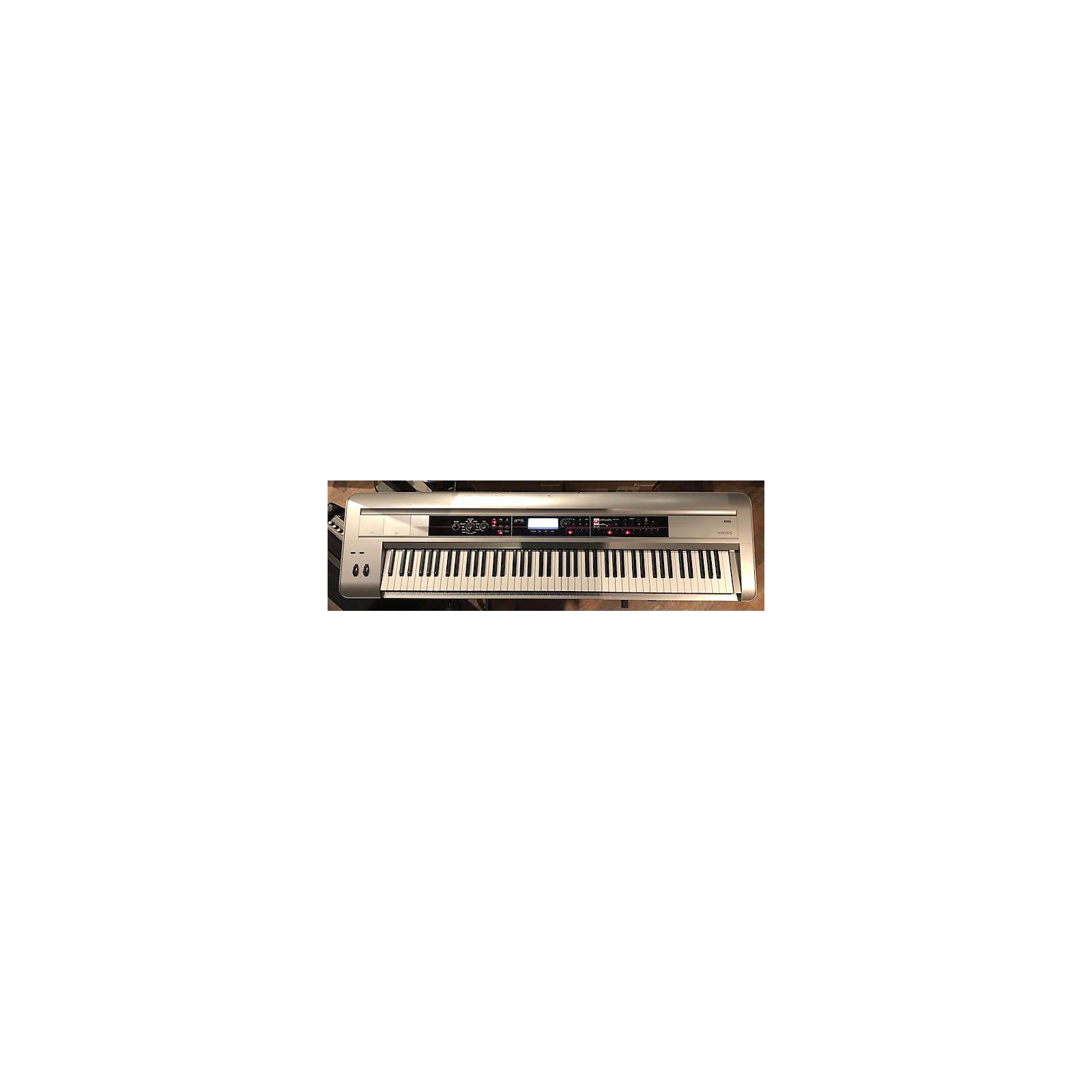 Korg KROSS88 Keyboard Workstation