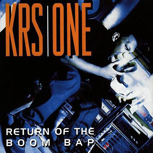 Alliance KRS-One - Return of the Boom Bap