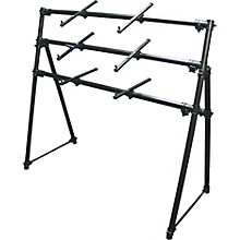Open Box On-Stage KS-7903 3-Tier A-Frame Keyboard Stand