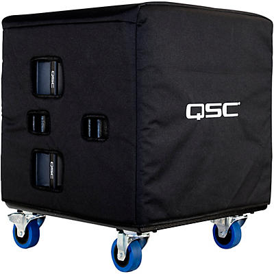 QSC KS118 Padded Subwoofer Cover