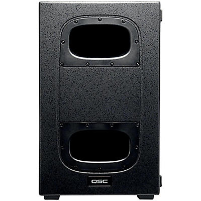 "QSC KS212C K Cardioid Dual 12"" Powered Subwoofer"