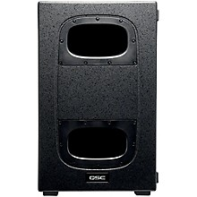 "Open Box QSC KS212C K Cardioid Dual 12"" Powered Subwoofer"