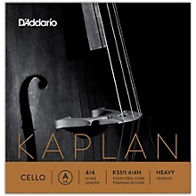 KS511 Kaplan Solutions 4/4 Size Cello A String 4/4 Size Heavy