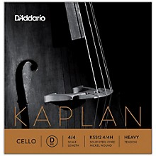 D'Addario KS512 Kaplan Solutions 4/4 Cello D String