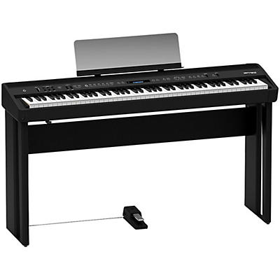 Roland KSC-90-BK Digital Piano Stand for FP-90-BK