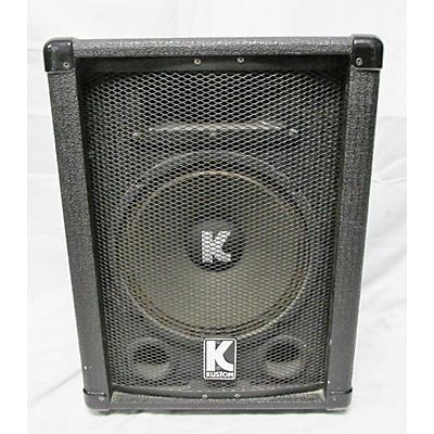 Kustom KSC10 Powered Monitor