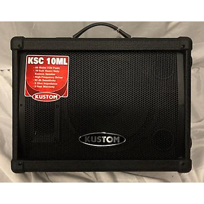 Kustom PA KSC10ML Unpowered Monitor
