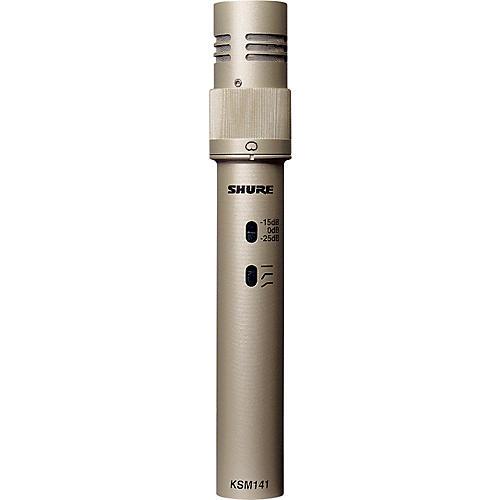 Shure KSM141 Dual Pattern Condenser Mic