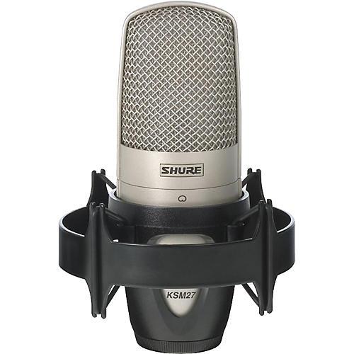 Shure KSM27 Studio Condenser Microphone