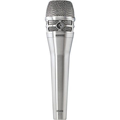 Shure KSM8 Dualdyne Dynamic Handheld Vocal Microphone