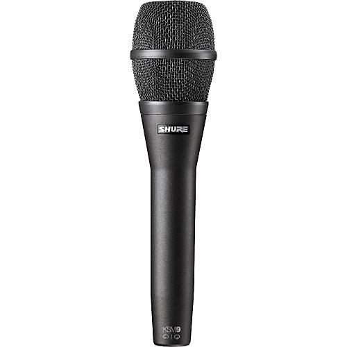 Shure KSM9 Dual Diaphragm Performance Condenser Microphone