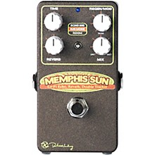 Keeley KSUN Memphis Sun Lo Fi Delay Reverb Effects Pedal