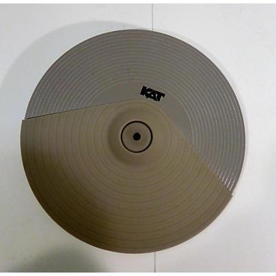 "KAT Percussion KT-4 Crash 12"" Electric Cymbal"
