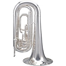 KTB34 Series 3-Valve 3/4 Marching BBb Tuba KTB34S Silver