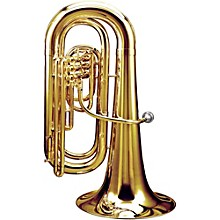 KTB34C Series 3-Valve 3/4 Convertible BBb Tuba KTB34CL Lacquer