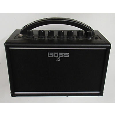 Boss KTN-MINI Katana Mini Battery Powered Amp