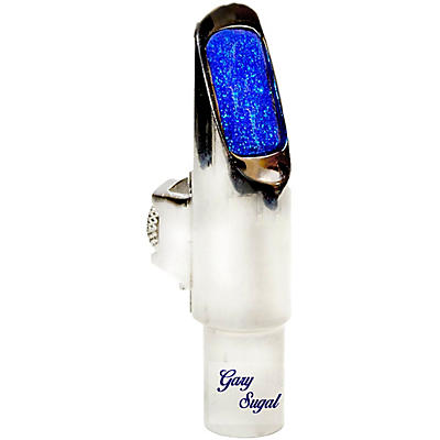 Sugal KW II + s Sterling Silver Plated Tenor Saxophone Mouthpiece