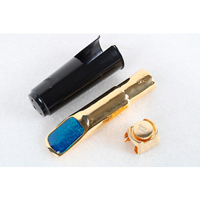 Sugal KW III365 TAM 18 KT HGE Gold Plated Tenor Saxophone Mouthpiece