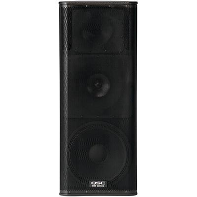 """QSC KW153 Active Loudspeaker 1000w 15"""" 3-Way"""