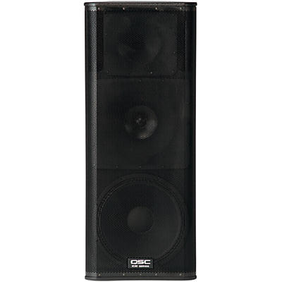 "QSC KW153 Active Loudspeaker 1000w 15"" 3-Way"