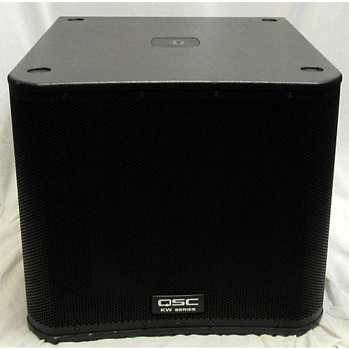 KW181 1000W Powered Subwoofer