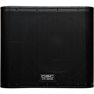 "QSC KW181 18"" Powered Subwoofer"
